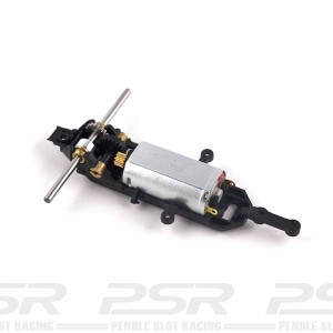 Policar F1 Assembled Wide Motor Mount, Axle 51mm, z17 Gear