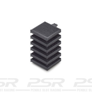 Policar Straight Border 61.4mm 6pcs