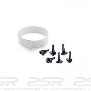 Policar Barrier and Clips Set