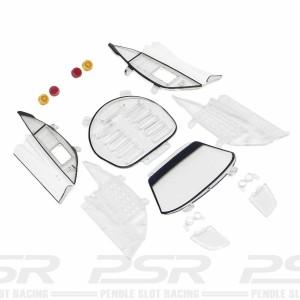 Policar F40 Transparent Parts