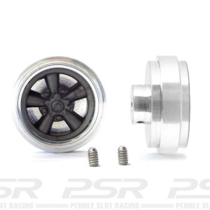 PCS Classic 15'' Alloy Wheels 16x6mm Mag