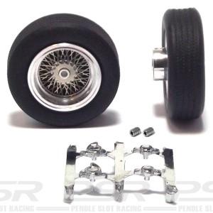 PCS Classic Spoke Alloy Wheels 19x6mm PCS-32196S