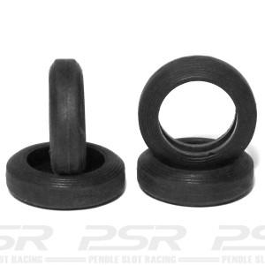 PCS Vintage Slick Tyres 27x7mm PCS-32277T