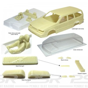 PCS Volvo 850 Estate Kit - Road Car PCS-B002A