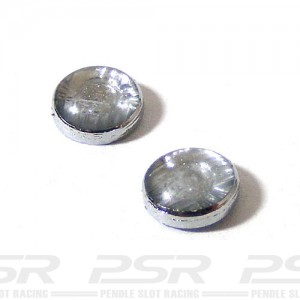 PCS Circular Headlamp Lens 6mm PCS-G6B