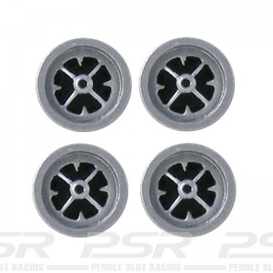 PCS Wheel Inserts 10mm Rostyle