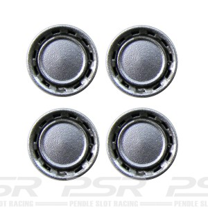 PCS Wheel Inserts 10mm Steel / Hub Cap Design