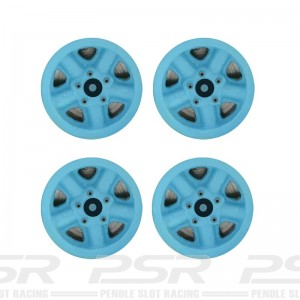 PCS Wheel Inserts 10mm Classic F1