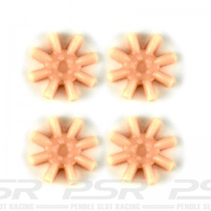PCS Wheel Inserts 10mm Minilite
