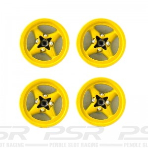 PCS Wheel Inserts 12mm Four Spoke