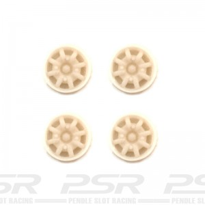 PCS Wheel Inserts 8mm Minilite