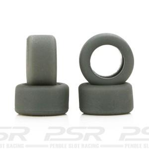PCS F22 Rear Race Control Tyres 18x10 Grey