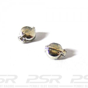 PCS Chrome Fuel Cap 3.5mm x2 PCS-TS2
