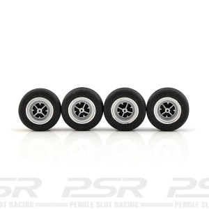 PCS Classic 14'' Alloy Wheel Set-3b Rostyle