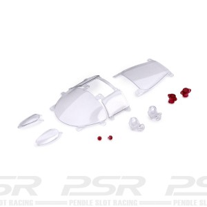 Policar Ferrari 330 P4/412P Transparent Parts