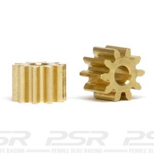 Slot.it Brass Pinion 10 Teeth 6mm PI6010O