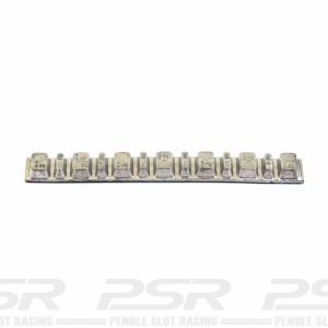 0132 Lead Weight 2.5g & 5g