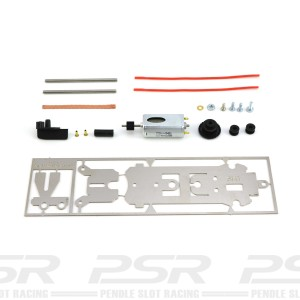 Penelope Pitlane SMJ Chassis Kit 67-75mm with Running Gear