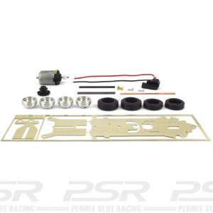 Penelope Pitlane F1Rm Chassis Kit