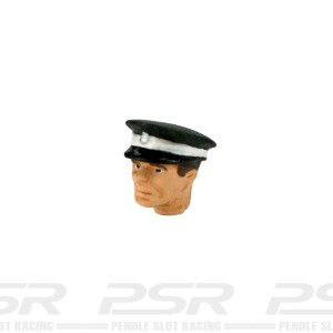 Penelope Pitlane Serviceman Driver Head 01