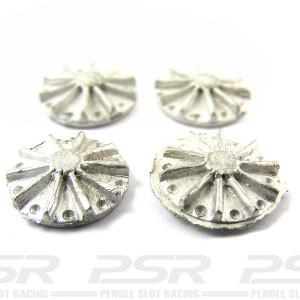 Penelope Pitlane Classic Wheel Inserts 11.8mm - Scarab