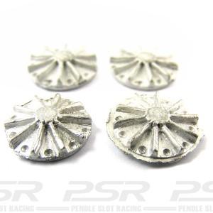 Penelope Pitlane Classic Wheel Inserts - Scarab