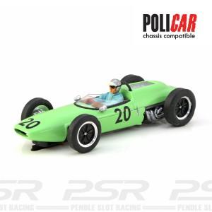 Penelope Pitlane 1962 Lotus 24 BRM Policar