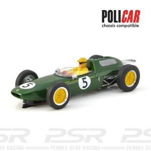Penelope Pitlane 1962 Lotus 24 Climax Policar