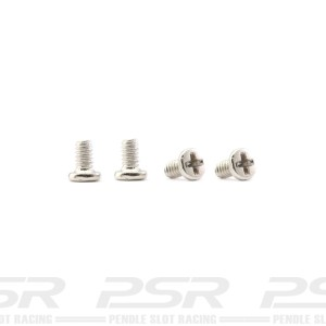 Policar Motor Mount Screws M1.4x2.5mm