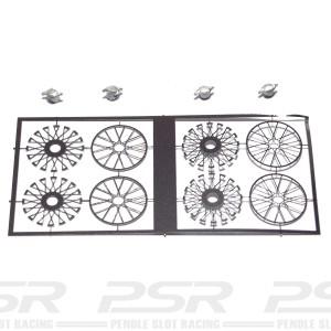 Penelope Pitlane 48 Spoke Wheel Inserts PP-PEW01
