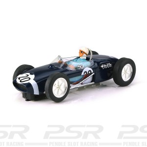 Penelope Pitlane Lotus 18 No.20 Monaco 1961 GP Stirling Moss