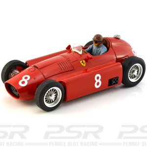 Penelope Pitlane Ferrari D50 1956 Short Nose