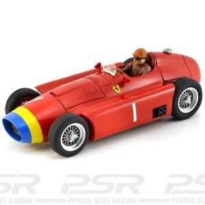 Penelope Pitlane Ferrari D50 1956 Long Nose