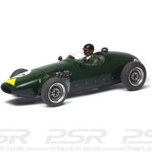 Penelope Pitlane Connaught B Type Syracuse 1955