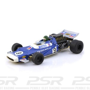 Penelope Pitlane Matra MS120 Grand Prix 1970