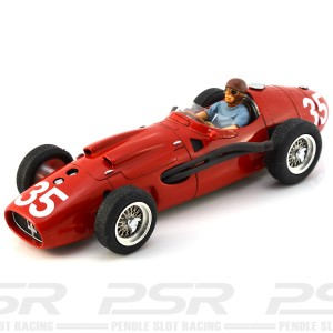 Penelope Pitlane Maserati 250F V12 Monaco 1957
