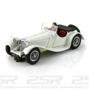 Penelope Pitlane Jaguar SS100 Kit