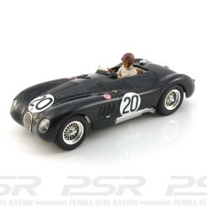 Penelope Pitlane Jaguar C-Type Le Mans 1951