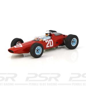 Penelope Pitlane Ferrari 156 Aero Monaco GP 1964