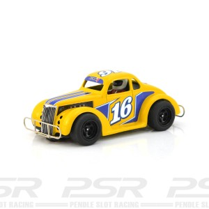 Penelope Pitlane Legends 1937 Chevy Coupe Updated Kit