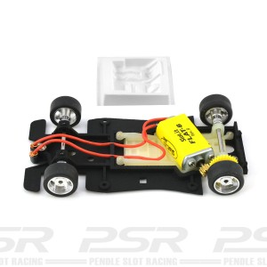 PSR 3DP Chassis Tuning Kit for RevoSlot Ferrari 333 SP Type B