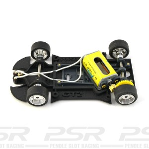 PSR 3DP Chassis Tuning Kit for RevoSlot Porsche 911 GT2