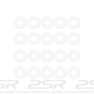 PSR Nylon Spacers 20x2mm PSR-4a