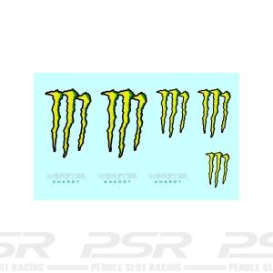 Scaleauto Monster Decals