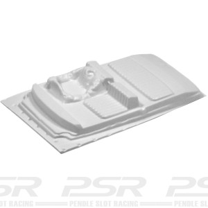 PSR Universal Small Saloon Vac-Form Interior 1/32
