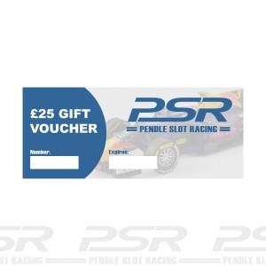 PSR Gift Voucher £25