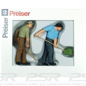 Preiser Farm Workers PZ-63053