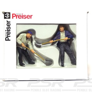 Preiser Construction Workers PZ-63062