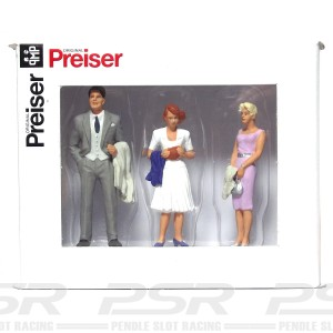 Preiser Passers-by Set-1 PZ-63068