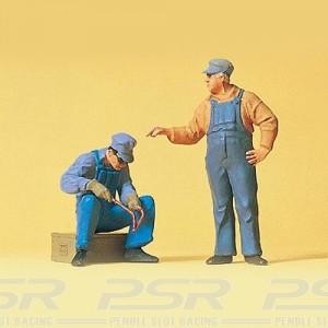 Preiser USA Track Workers PZ-63077